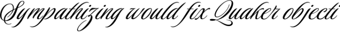 Luxurious font download