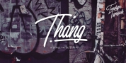 Thang font download