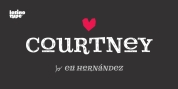 Courtney font download