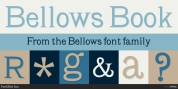 Bellows font download