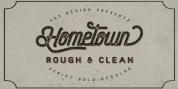 Hometown font download
