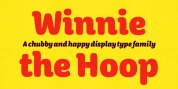 Winnie The Hoop font download