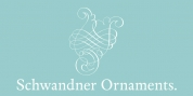 Schwandner Ornaments font download