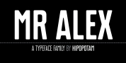 Mr Alex font download