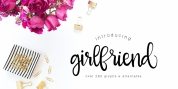 Girlfriend font download