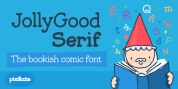 JollyGood Serif font download