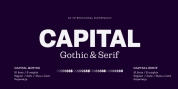 Capital font download