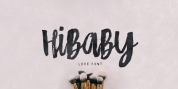 HiBaby font download