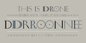 Drone font download