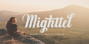Mighttel font download