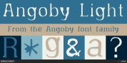 Angoby font download