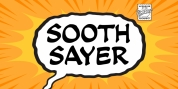 Soothsayer font download