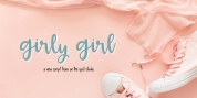 Girly Girl font download