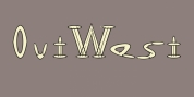 Outwest font download