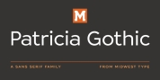 Patricia Gothic font download