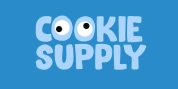 Cookie Supply font download
