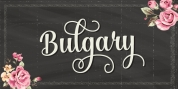 Bulgary font download