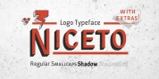 Niceto Typeface font download