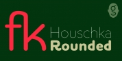 Houschka Rounded font download