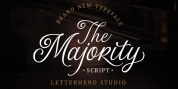 The Majority font download