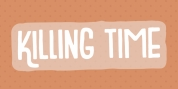 Killing Time font download