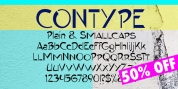 Contype font download