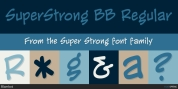 Super Strong font download