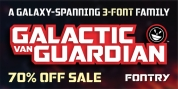 FTY Galactic VanGuardian font download