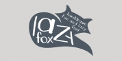 Lazy Fox font download