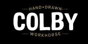 Colby font download