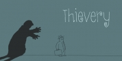 Thievery font download