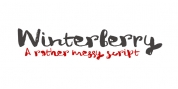 Winterberry font download