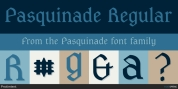 Pasquinade font download