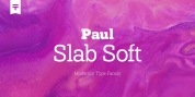 Paul Slab Soft font download