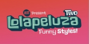 Lolapeluza Two font download