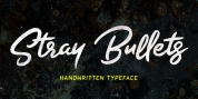 Stray Bullets font download