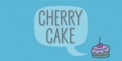 Cherry Cake font download