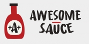 Awesome Sauce font download
