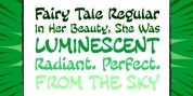 Fairy Tale font download
