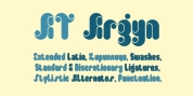 AT Argyn font download