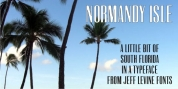Normandy Isle JNL font download