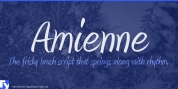 Amienne font download