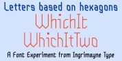 Whichit font download