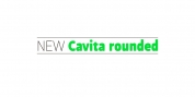 Cavita Rounded font download