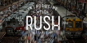 The Rush font download