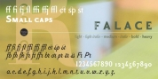 Falace font download