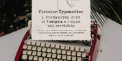 Fletcher Typewriter font download