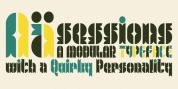 Sessions font download