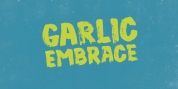 Garlic Embrace font download