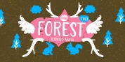 Forest Two font download